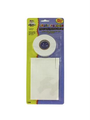 Picture of Double-sided mounting tape (Available in a pack of 24)