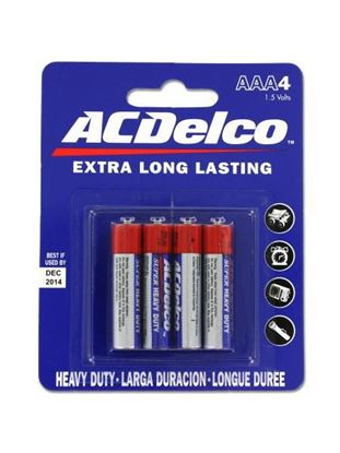 Picture of Heavy duty 'AAA' batteries (Available in a pack of 12)