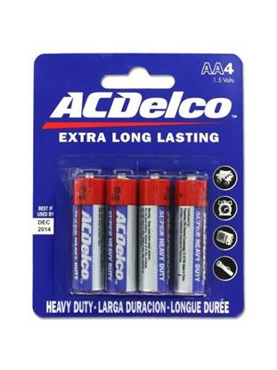 Picture of Heavy duty 'AA' batteries (Available in a pack of 24)