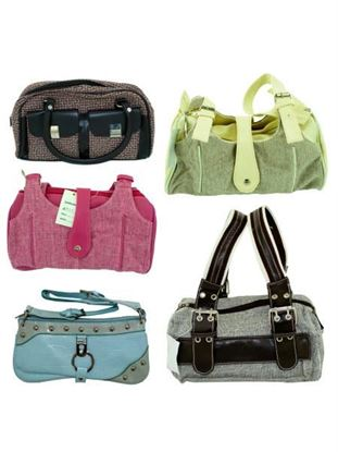 Picture of Fashion purse assortment (Available in a pack of 5)