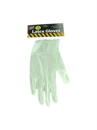 Picture of 6 Piece latex gloves (Available in a pack of 24)