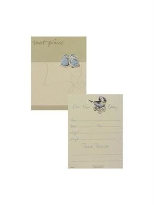 Picture of Sweet Prince birth announcements, pack of 8 (Available in a pack of 24)