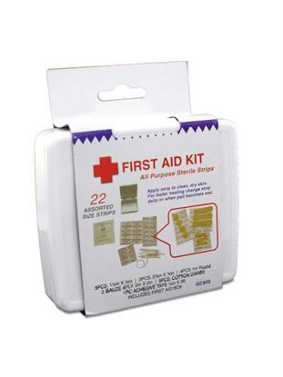 Picture of First aid kit (Available in a pack of 24)
