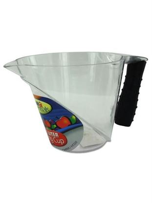 Picture of Plastic measuring cup with spout (Available in a pack of 24)