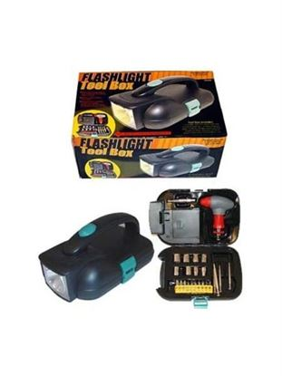 Picture of Flashlight toolbox (Available in a pack of 1)