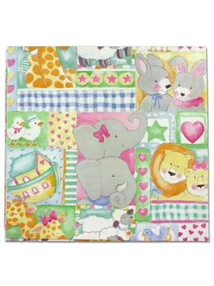 Picture of 3 sheet baby gift wrap (Available in a pack of 24)