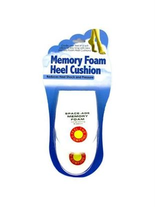 Picture of Memory foam heel cushion (Available in a pack of 24)