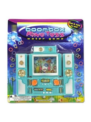 Picture of Boom box ring toss game (Available in a pack of 36)