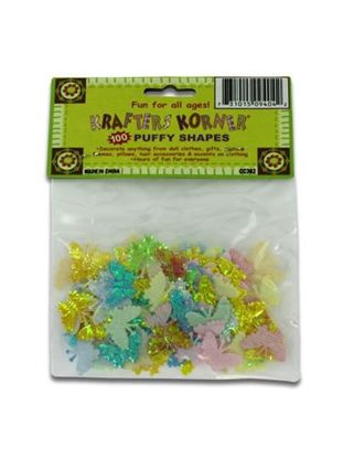 Picture of 100 puffy shapes (Available in a pack of 24)