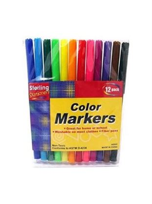 Picture of Color marker set (Available in a pack of 24)