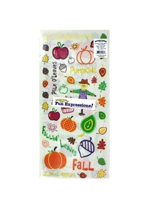 Picture of 76 Apple Pickin' Rub-Ons (Available in a pack of 25)