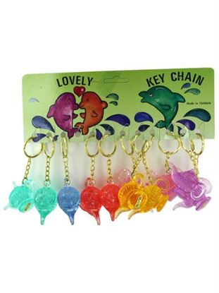 Picture of Genie lamp keychain, card with 12 keychains (Available in a pack of 30)