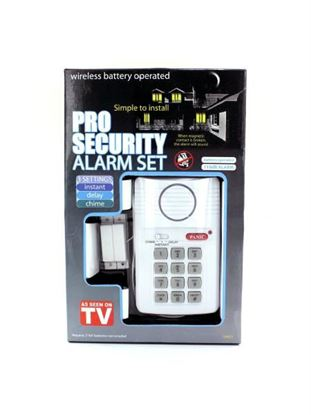 Picture of Professional security alarm set (Available in a pack of 1)