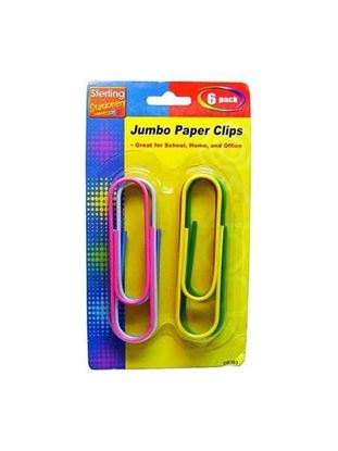 Picture of Jumbo paper clips (Available in a pack of 36)
