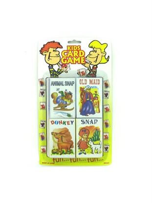 Picture of Children's card game set (Available in a pack of 24)