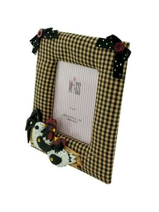Picture of Chicken pht frame 37361 (Available in a pack of 6)