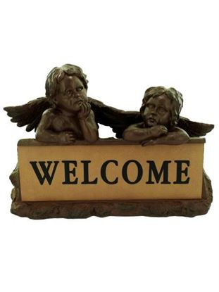 Picture of Cherub welcome 37305 (Available in a pack of 1)