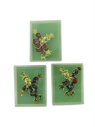 Picture of Clown fashion pin, assorted (Available in a pack of 24)