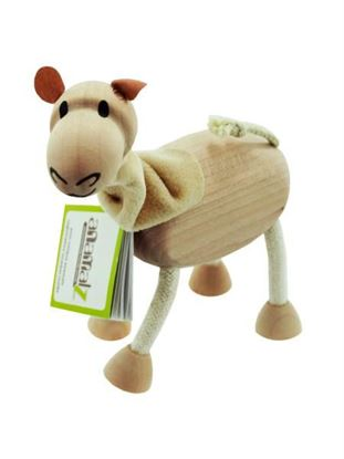 Picture of 5pk wooden camels 14093 (Available in a pack of 1)