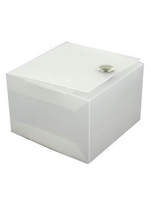 Picture of 6 Small Hinged Embellishment Storage Boxes (Available in a pack of 24)