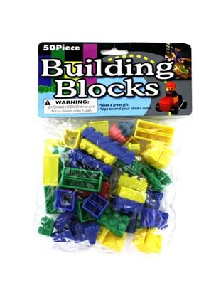 Picture of Building block set (Available in a pack of 24)