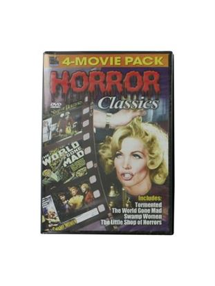 Picture of Horror Classics movie 4-pack (Available in a pack of 20)