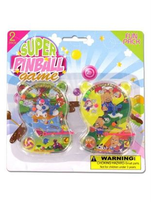 Picture of Super pinball games (Available in a pack of 24)
