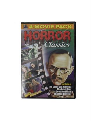 Picture of Horror Classics 4-movie DVD (Available in a pack of 30)