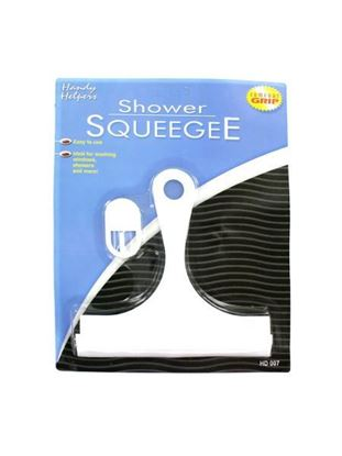 Picture of Shower Squeegee with hanging hook (Available in a pack of 24)