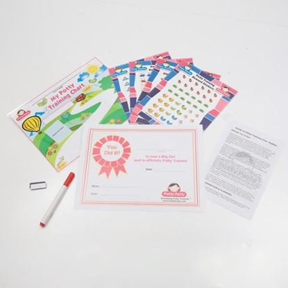 Picture of Potty Training Chart & Reward Sticker by Potty Patty¿