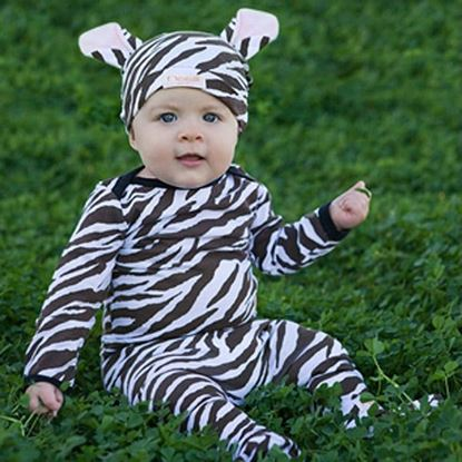 Picture of Baby Zebra Outfit