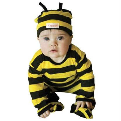 Picture of Baby Bumble Bee Outfit