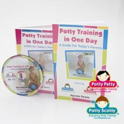 Picture of Potty Training in One Day¿ - Book & DVD Set