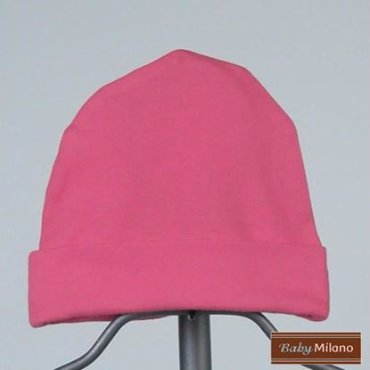 Picture of Fuchsia Baby Hat by Baby Milano