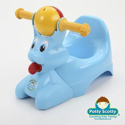 Picture of The Riding Potty Chair by Potty Scotty