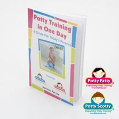 Picture of Potty Training in One Day¿ - A Guide for Today's Parents