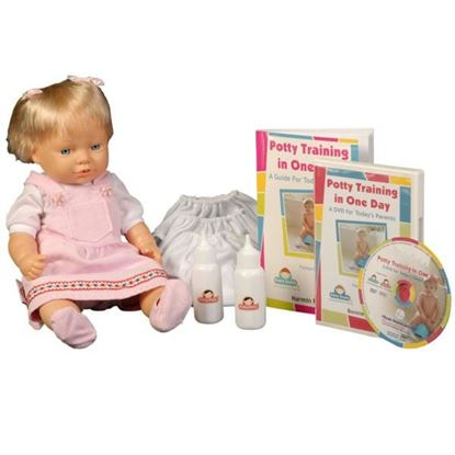 Picture of Potty Training in One Day¿ - The Potty Patty Kit w/DVD