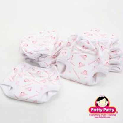 Picture of Training Pants by Potty Patty¿ - Cotton - Padded 12 Pack