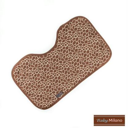 Picture of Giraffe Baby Burp Cloth