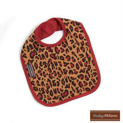 Picture of Leopard Bib