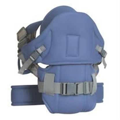 Picture of Deluxe Baby Carrier by Baby Milano - Blue