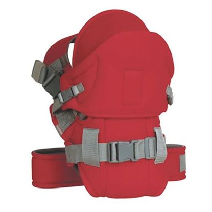 Picture of Deluxe Baby Carrier by Baby Milano - Red