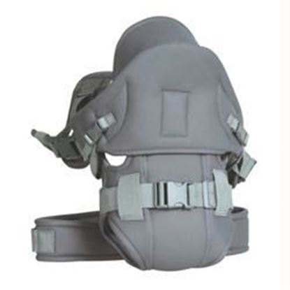 Picture of Deluxe Baby Carrier by Baby Milano - Gray