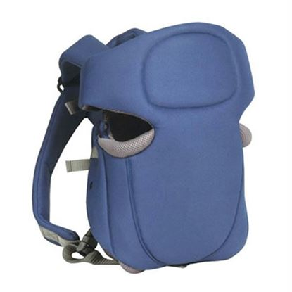 Picture of Basic Baby Carrier by Baby Milano - Blue