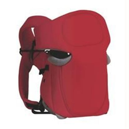 Picture of Basic Baby Carrier by Baby Milano - Red