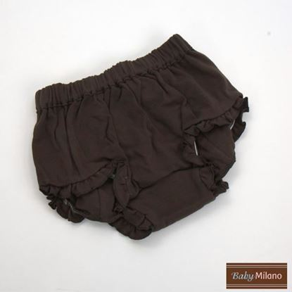 Picture of Baby Bloomers - Brown Knit by Baby Milano