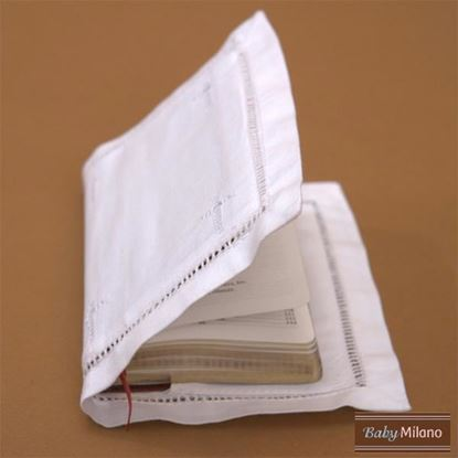 Picture of Bible Book Cover for Baby by Baby Milano