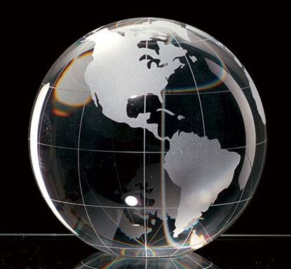 "Picture of 4"" GLOBE"