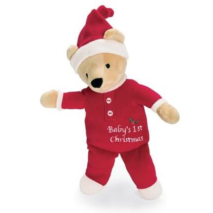 """Picture of CHRISTMAS BEAR 10"""""""