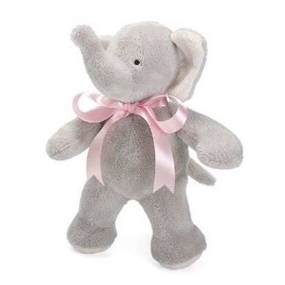 "Picture of FIRST FRIENDS ELEPHANT 11"" PINK"